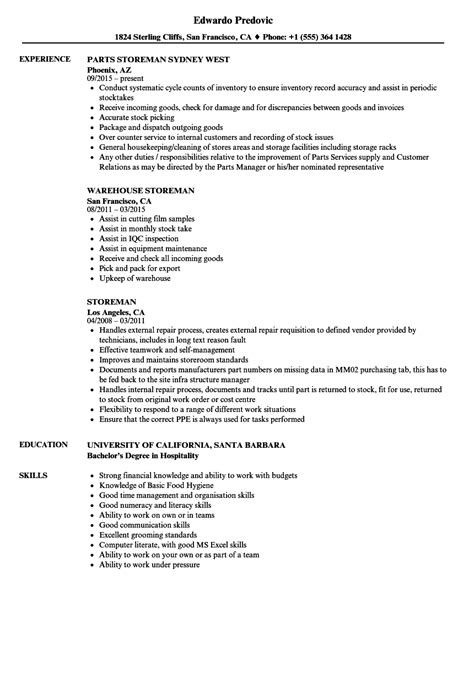 storeperson resume sample ipasphoto
