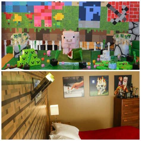 jeu de decoration de chambre déco chambre minecraft pour les de ce jeu vidéo