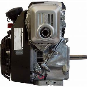 Honda Horizontal Ohc Engine For Generator  U2014 160cc  Gc Series  Tapered 3  4in  X 2 53  64in  Shaft