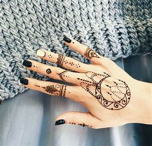Henna Farbe Selber Machen : 1001 ideen wie sie ein henna tattoo selber machen ~ Frokenaadalensverden.com Haus und Dekorationen