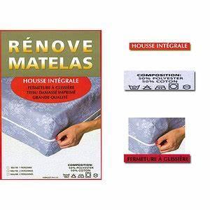 Housse Matelas Intégrale : protection matelas prot ge matelas housse int grale ~ Premium-room.com Idées de Décoration