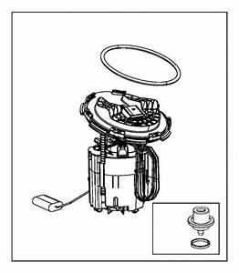 Dodge Challenger Module Kit  Module Package  Fuel Pump