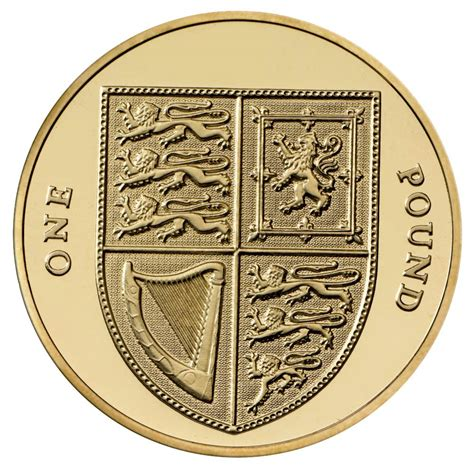 Buy One Pound Gold Coins  BullionByPost®  From £470