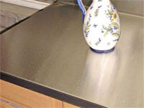 how to choose a stainless steel kitchen sink choosing countertops stainless steel hgtv 9701
