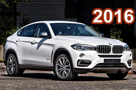 2016 Bmw X6 Price