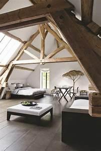 mille et une idees pour le salon style industriel en 44 With ordinary meubles blancs style bord de mer 5 decoration chambre epure