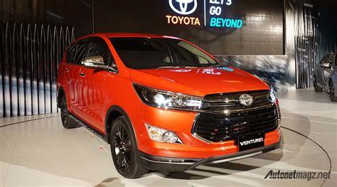 Gambar Mobil Gambar Mobiltoyota Venturer by Gambar Toyota Innova New 2018 Modifikasi Mobil