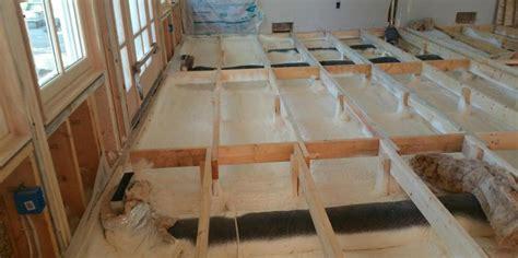 Floor Insulation  Wisconsin Home Improvement  Southeast Wi