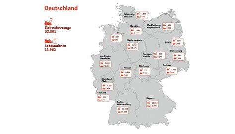 größe deutschland deutschland hat vorerst 252 gend elektroauto lades 228 ulen
