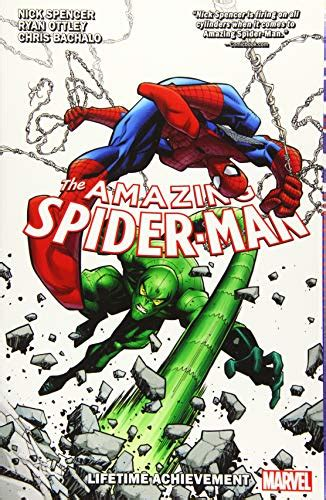 amazing spider man  nick spencer vol
