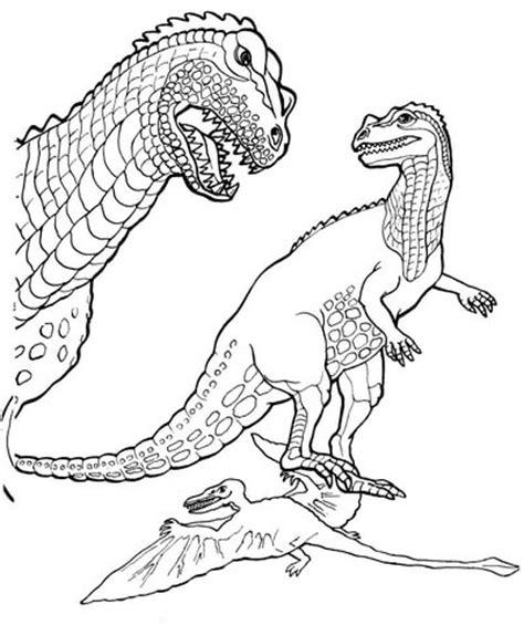 ausmalbild ceratosaurus dinosaurier ausmalbilder