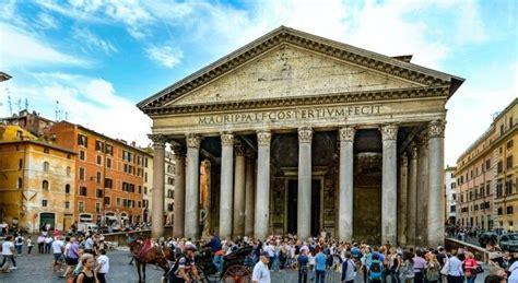 Ingresso Pantheon by Pantheon A Pagamento Tutte Le Informazioni Sul Biglietto