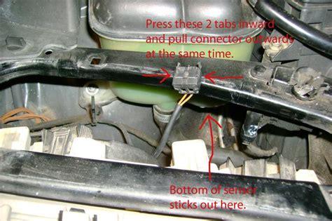 diy rr  coolant sensor   usa mercedes