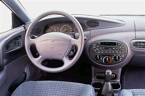 car manuals free online 2001 ford zx2 seat position control 1997 03 ford escort zx2 consumer guide auto