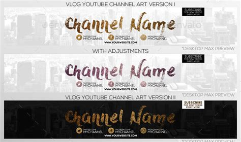 nice youtube channel cover design templates desiznworld