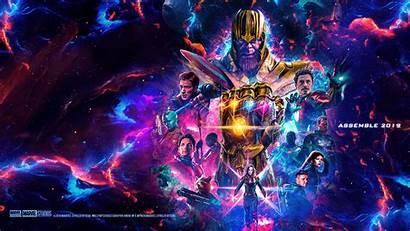 Avengers Wallpapers Marvel Endgame Cave Poster Notebook