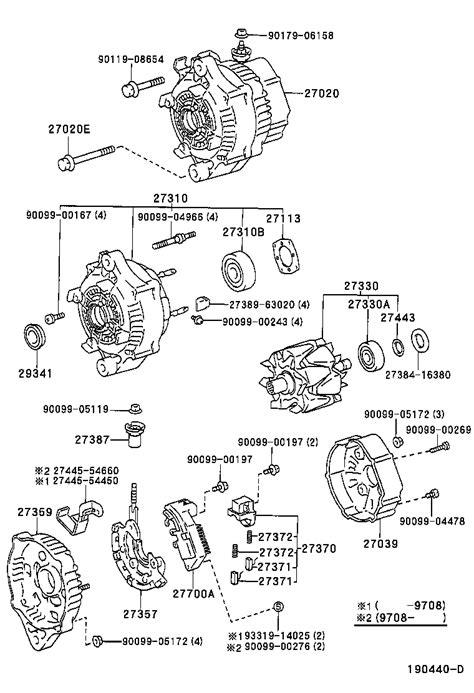 toyota hiace hiace s b vlxh12l srmrsw tool engine fuel