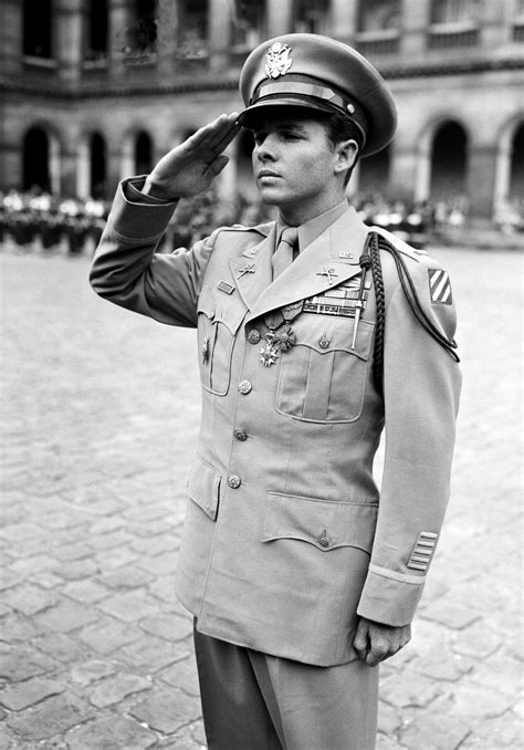 Audie Murphy by Baylor Historian S Audie Murphy Biography Explores Wwii