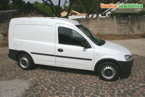 2005 Opel Corsa 1.4i Combo Panel Van Used Car For Sale In