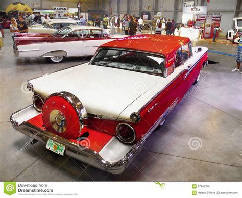 Luxury American Cars Editorial Image