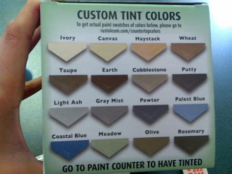 rustoleum countertop paint colors newlywed hares how to paint your countertop
