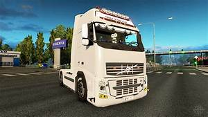 Volvo Fh16 460 For Euro Truck Simulator 2