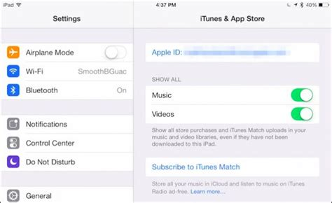 How To Share Your Itunes Library With Your Iphone Or Ipad