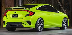 Honda Civic Concept Debuts In Ny  Euro Type R Confirmed