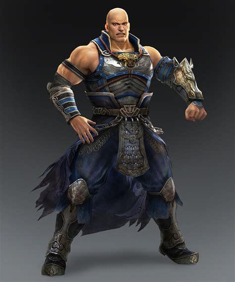 Dian Wei - Characters & Art - Dynasty Warriors 8