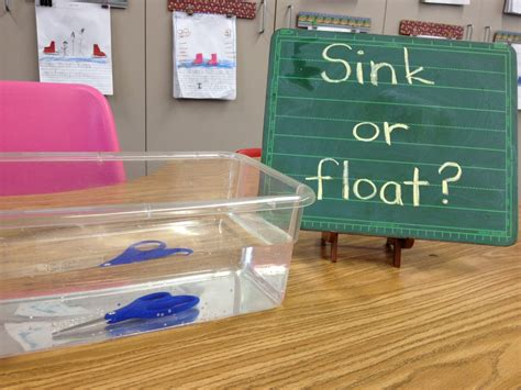 floats then sinks sink or float apples and abc s