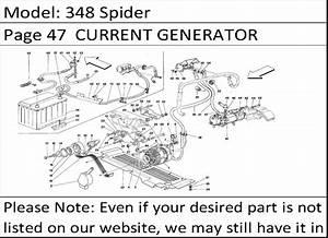 Buy Ferrari Part   124683 Battery Switch  Starter Wire Terminal Boot  F40  F 40  288gto  288 Gto