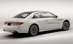 Continental Auto : 2017 lincoln continental coupe rendered why ford shouldn 39 t build this autoevolution ~ Gottalentnigeria.com Avis de Voitures
