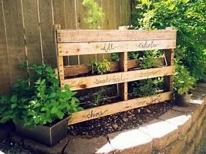 Bac En Bois Pour Jardin : bac pour herbes aromatiques fleur de passion ~ Melissatoandfro.com Idées de Décoration