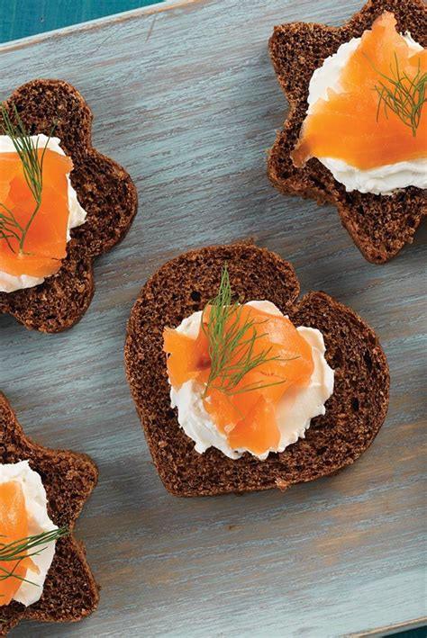 canape spread 100 pumpernickel bread recipes on bread