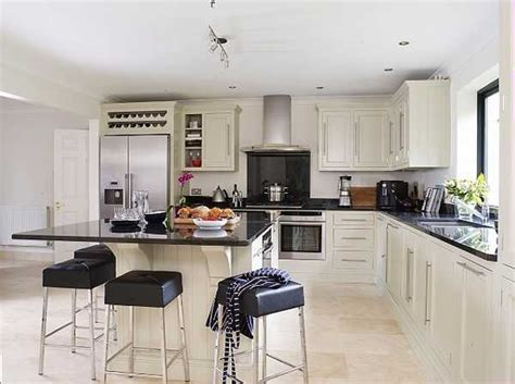 kitchens extensions designs 33 kitchen islands and peninsulas with dining area 3559