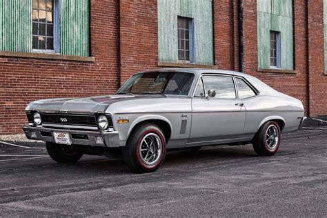 1970 Chevrolet Nova  Fast Lane Classic Cars