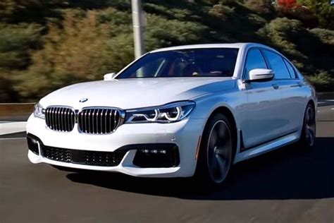 Bmw Full Form In German by 2016 Bmw 7 Series 5 Reasons To Buy Video Autotrader