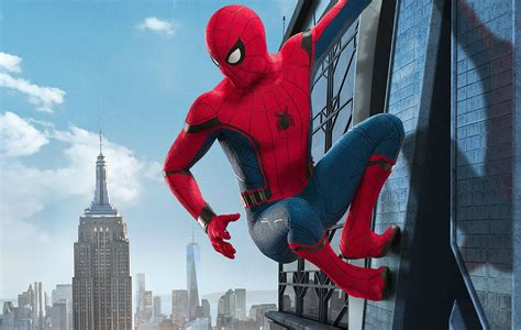 spider man homecoming trailer unveiled nme