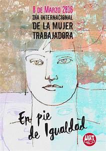 8 marzo 2016 Día de la Mujer Trabajadora UGT Comunicaciones Madrid
