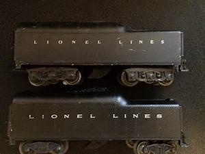Postwar Lionel 2671 12 Wheel Tender Musings    Questions