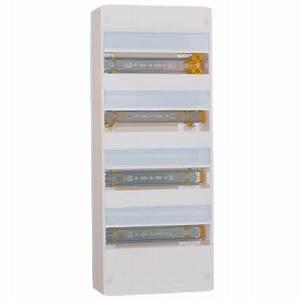 Tableau Electrique 4 Rangées : tableau lectrique legrand 4 rang es 13 modules drivia ~ Dailycaller-alerts.com Idées de Décoration