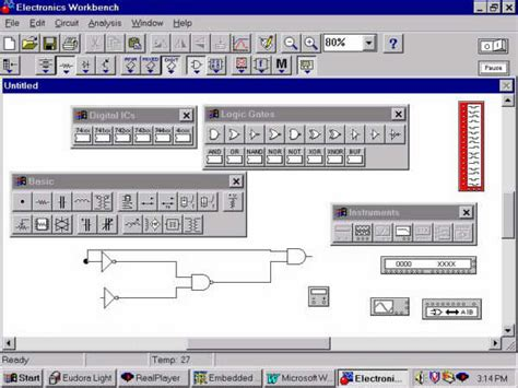 Ewb Electronic Simulation Software Free Download