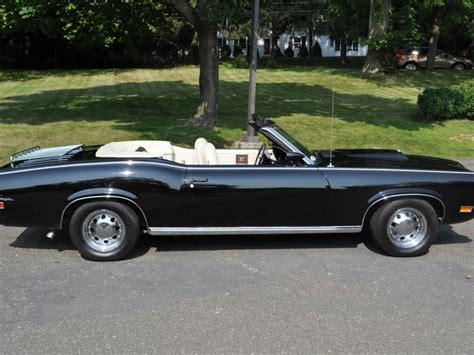 mercury cougar convertible  sale