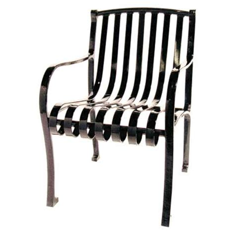 advantages of garden chairs metal