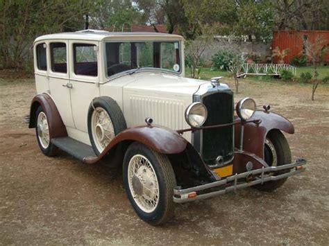 vauxhall car 1940 1931 1940 sa classic