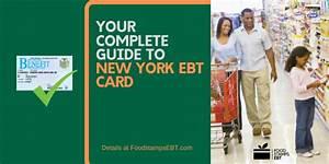 New York Ebt Card  2020 Guide