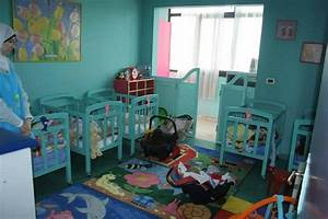 infant day care room