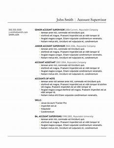 Proper Layout For A Resume 9 Best Free Resume Templates Download For Freshers Best