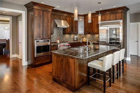 home made kitchen cabinets high end residential construction company domingo and co 4300