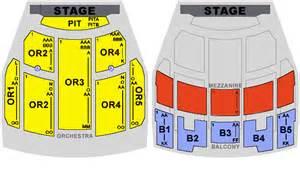 Lakeland Center You Key Theatre Seating Chart